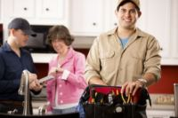 ac repair service technician
